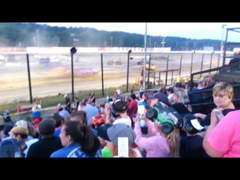 Monster jam lebanon valley speedway 2017