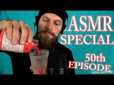ASMR SPECIAL 50th EPISODE: 90 MINUTES OF EPIC TINGLES!