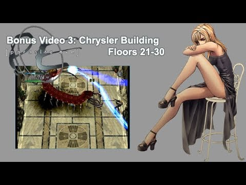 GreenGimmick Gaming – Parasite Eve – Bonus Video 3: Chrysler Building Floors 21-30