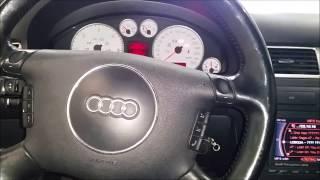 Audi A6 2002 - Проблема со стеклоподъемником