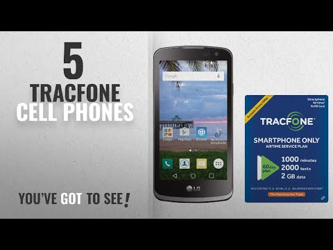Tracfone Cell Phones [2018 Best Sellers]: TracFone LG Rebel 4G LTE