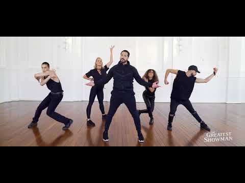 The Greatest Showman - 'The Greatest Show' Dance Tutorial streaming vf