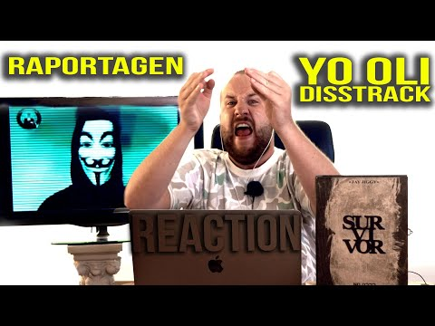 RAPORTAGEN - Yo Oli Disstrack I REACTION I ONE.TAKE.ANALYSE