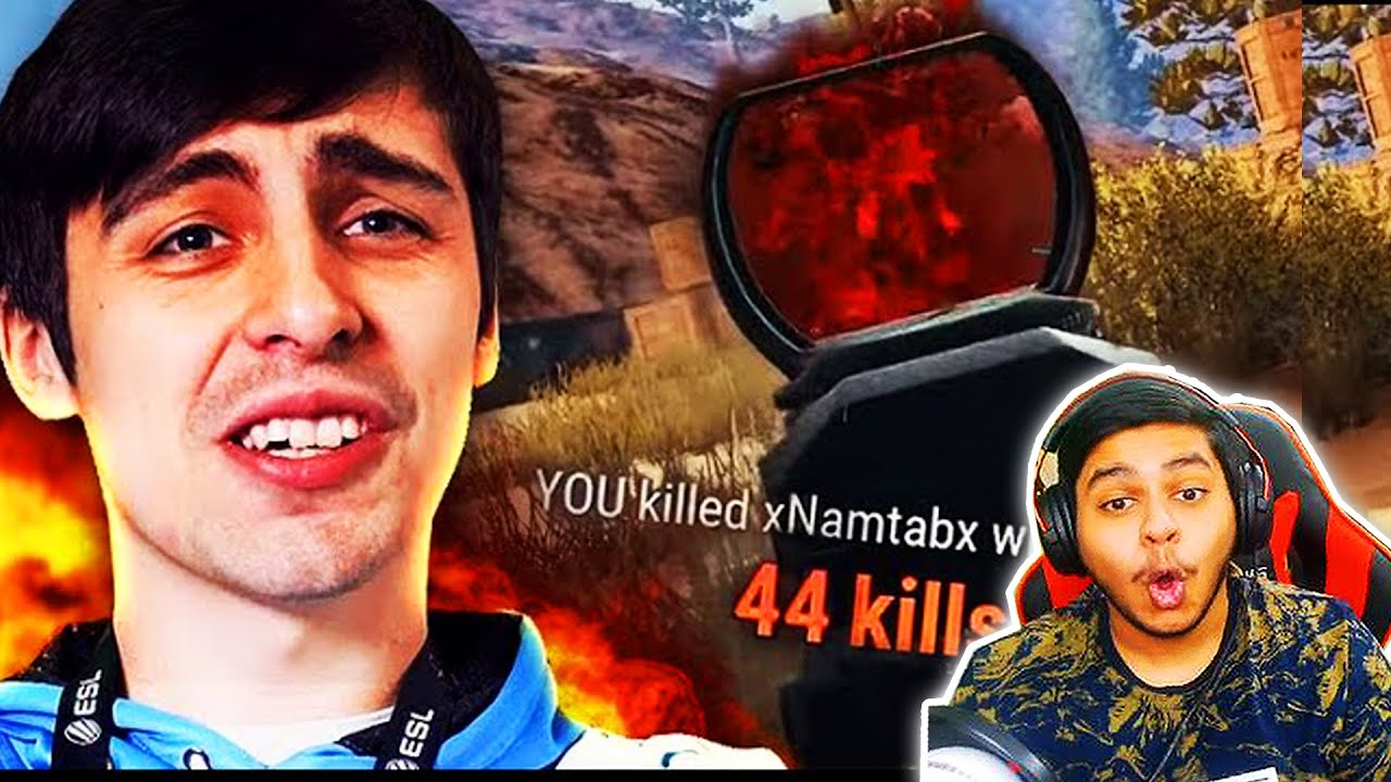 WORLD's GREATEST PUBG Player Shroud BEST Moments in PUBG Mobile