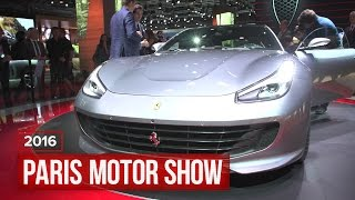 Ferrari GTC4 Lusso T brings turbo power to grand touring