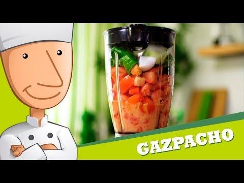 Gazpacho Javi Recetas Youtube