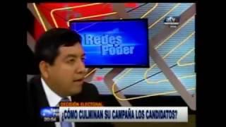 MARTIN SANTIBAÑEZ-Analista Político - Realidad elecciones 2016