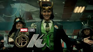 Disney+ Loki: Official Trailer
