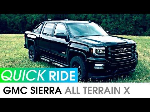 2016 GMC Sierra All Terrain X - Quick Ride // Sellers Buick GMC - Farmington Hills, MI