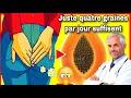FARINE DE PEPINS DE PAPAYE :SOLUTION DEFINITVE POUR VOTRE TROISIEME PIEDS
