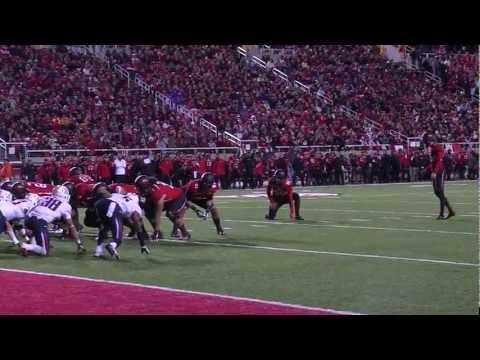 Utah kicker scores touchdown on fake field goal