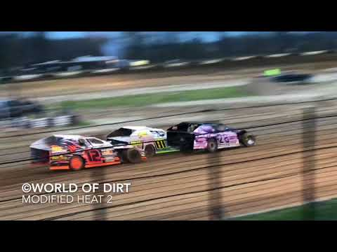 4.21.18 | Modified Heat Races | Fayette County (IL) Speedway