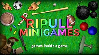 'GAMING' Jouer Roblox Ripull Minigame