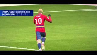 【FIFA15】DA1-KID Best Free Kicks 2014-15【RESERVOIR DOGS】