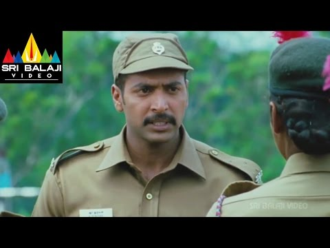 Ranadheera Movie Ncc Camp Scene | Jayam Ravi, Saranya Nag | Sri Balaji Video