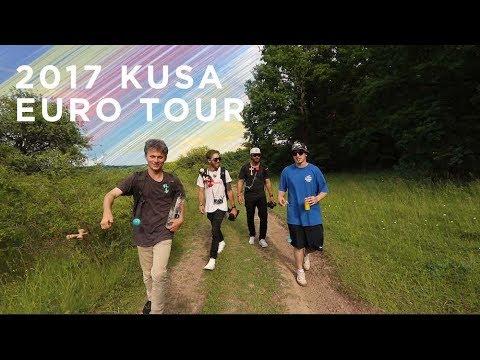 Kendama USA Presents - The 2017 KUSA Euro Tour