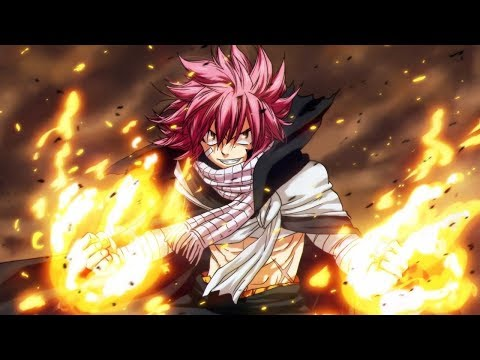 Fairy Tail AMV - (Set The World On Fire – Black Veil Brides)