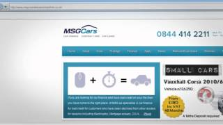 MSG Cars Non Status Leasing Providers