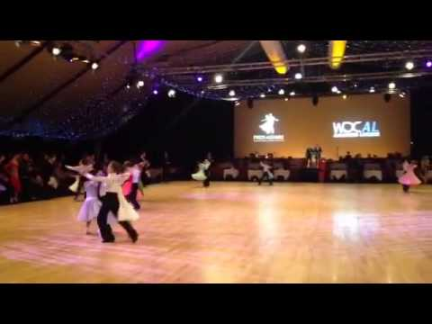 Disney World Open 2015 U10 Dugin Fedor - Perevertaylo Diana Quick Step