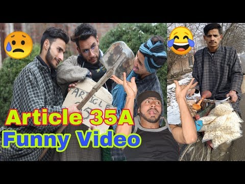 Article 35A Funny Video by | kashmiri rounders