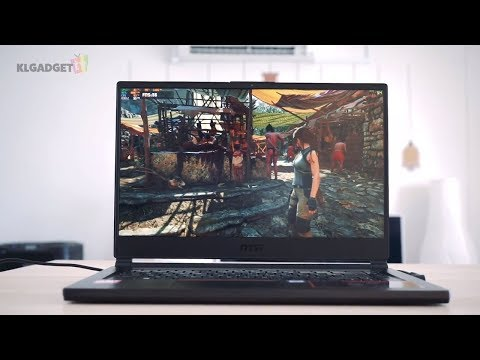 MSI GS65 Stealth Thin 8RF Review: Besting Premium Laptops with Great Performance