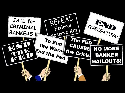 2016 END THE FED: Fixing Debt & Money w Publicly Owned Banking (Ellen Brown)