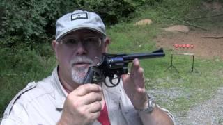Colt Trooper 357 Double Action Revolver.mov