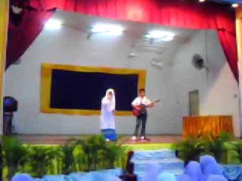 Memori Tercipta Akustik by student Sabah