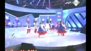 Haifa Wehbe  In Star El Seghar Singing Baba Fen *LIVE*