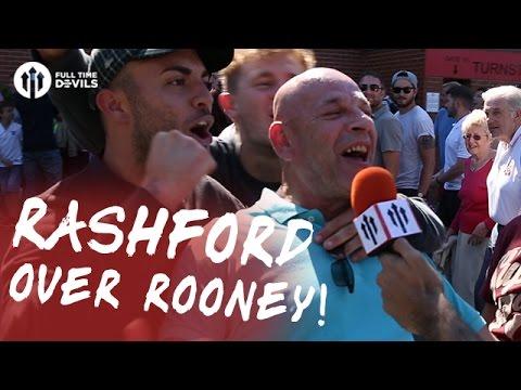 Rashford In For Rooney! | AFC Bournemouth 1-3 Manchester United | FANCAM