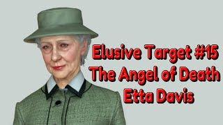 """Hitman"" Walkthrough (Silent Assassin), Elusive Target #15 - The Angel of Death (Etta Davis)"