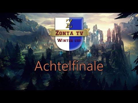 Zonta Winter Cup 15   Achtelfinale - Aqua Spirit vs Accurazy Zero