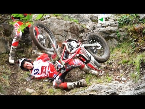 TrialGP ⚠ Falls & Mistakes ⚠ Grand Prix De France | Day1◾Lourdes 2016