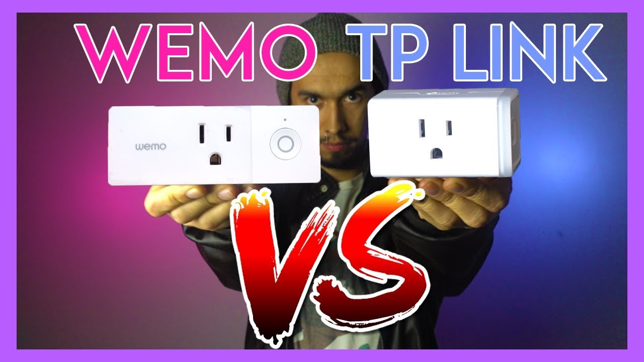 Wemo Mini Vs TPLink Mini - Which Smart Plug to Buy
