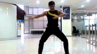 Mandiri Kanwil 1 dance Ek pal ka jeena..