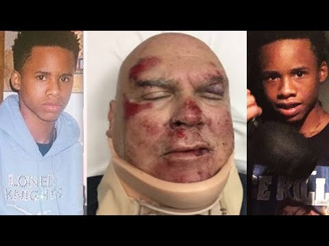 Tay-K Did THIS to an OLD MAN (Full Video)
