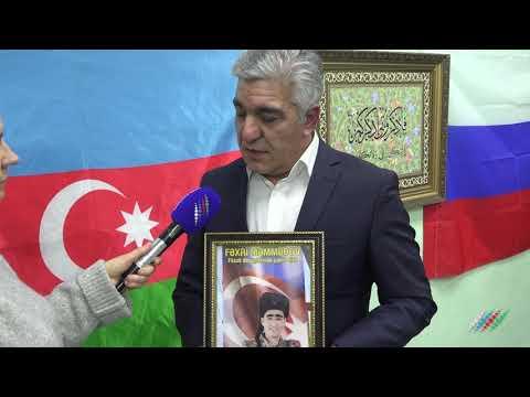 Вечер памяти шехидов, погибших в Карабахской войне прошел в Москве. Репортаж «Москва-Баку»