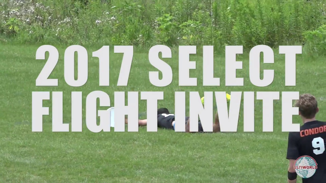 Select Flight Invite 2017: Men's Highlights