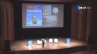 Ray Kurzweil — Immortality By 2045 / Global Future 2045 Congress