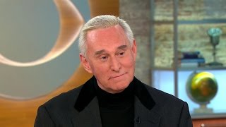 Trump adviser Roger Stone denies collusion with Russia-linked hacker