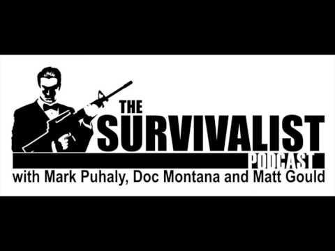 Episode 17: THE SURVIVALIST PODCAST: Bug Out Scenario in Spr