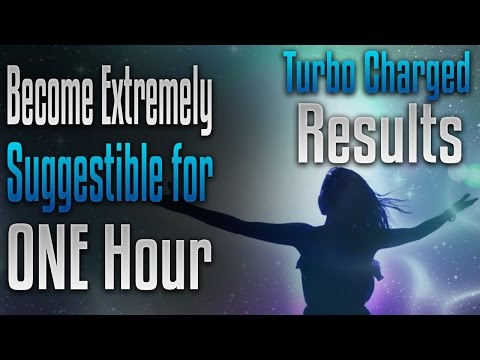🎧 Become Suggestible for one hour | Ultimate Power Control Subliminal Frequency | Simply Hypnotic