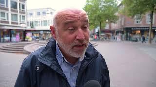 Reportage: Enschede meet binnenstaddrukte met sensoren (TV Enschede)