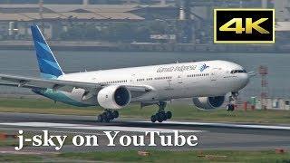 [4K] Plane Spotting 2018 Spring JAL,ANA,etc.at Tokyo Haneda Airport / 羽田空港 日本航空 全日空