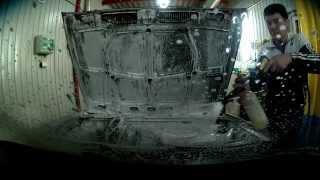 Мойка двигателя ВАЗ-2104
