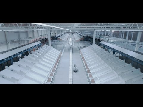 ILS Logistics Centre - 2014-2017 Timelapse