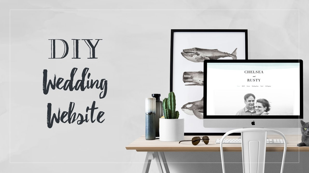 Minted Wedding Website.How To Make A Wedding Website With Minted