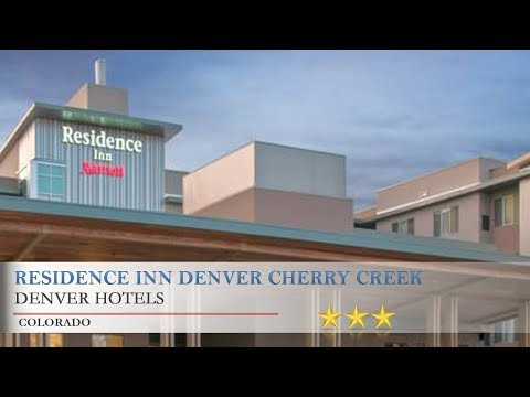 Residence Inn Denver Cherry Creek - Denver Hotels, Colorado