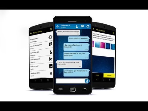 Bluetooth Chat App Using Android Studio DEMO