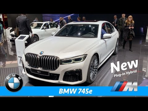 BMW 745e M Sport 2019 - First Look | Geneva Auto Show 2019